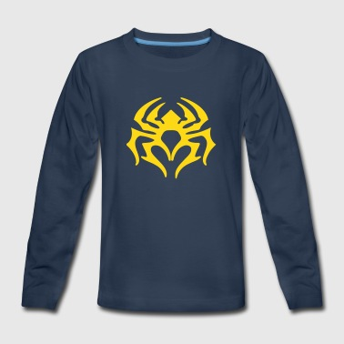 Spider crawler bags - Kids' Premium Long Sleeve T-Shirt