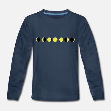 Shop Phases Of The Moon T-Shirts online | Spreadshirt