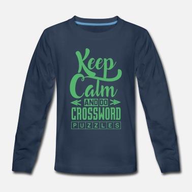 Shop Crossword-puzzle T-Shirts online | Spreadshirt
