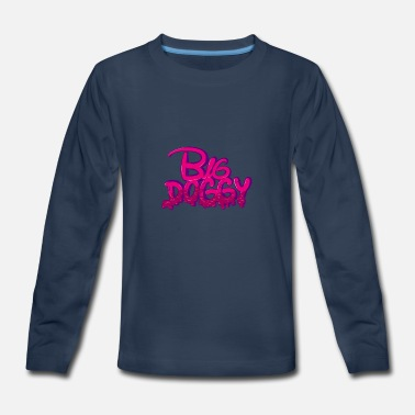 big doggy - Kids' Premium Long Sleeve T-Shirt