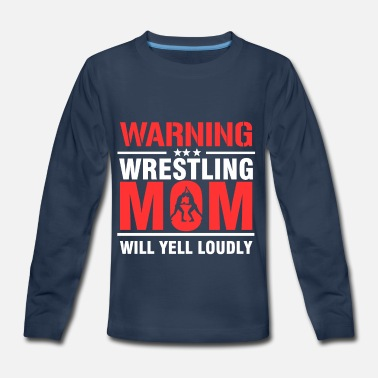 5fd141ef Costume For Wrestling Mom. Gift Ideas Contrast Baby Bodysuit ...