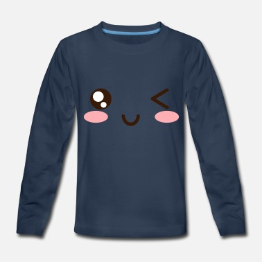 Kawaii Kawaii - Kids' Premium Long Sleeve T-Shirt