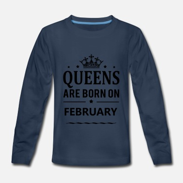 Woman Birthday Shirt February T For WomanGirls