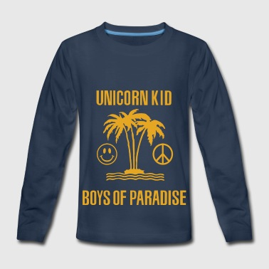 unicorn kid - Kids' Premium Long Sleeve T-Shirt