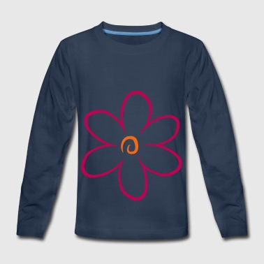2541614 12616795 Blume - Kids' Premium Long Sleeve T-Shirt
