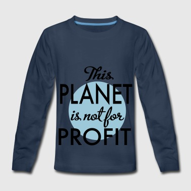 2541614 15657706 profit - Kids' Premium Long Sleeve T-Shirt