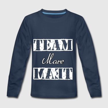 Team Mare - Kids' Premium Long Sleeve T-Shirt