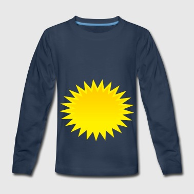 sun - Kids' Premium Long Sleeve T-Shirt