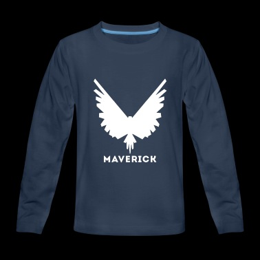 maverick - Kids' Premium Long Sleeve T-Shirt