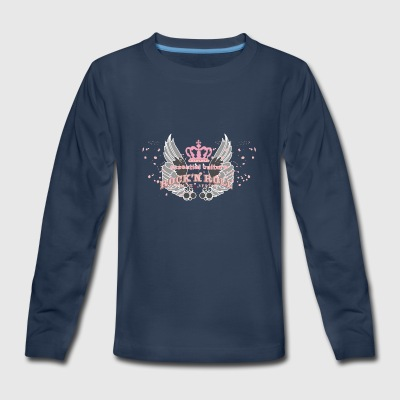 ROCK'N ROLL - Kids' Premium Long Sleeve T-Shirt