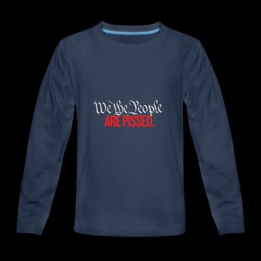 We The People - Kids' Premium Long Sleeve T-Shirt