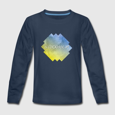 Stockholm - Kids' Premium Long Sleeve T-Shirt