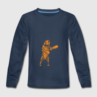 The Right To Bear Chainsaw Arms - Kids' Premium Long Sleeve T-Shirt