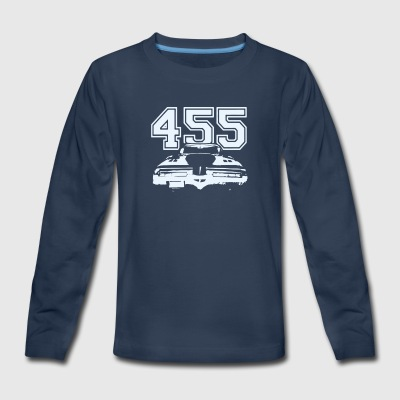 1971 BUICK RIVIERA - Kids' Premium Long Sleeve T-Shirt