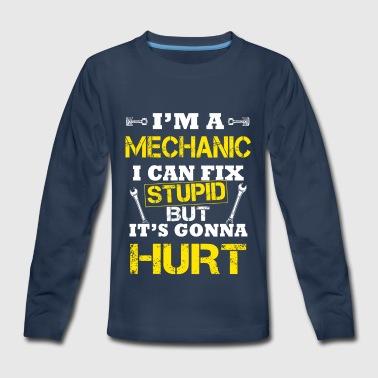Shop Mechanic T Shirts Online Spreadshirt