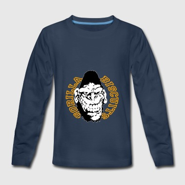 gorilla biscuits - Kids' Premium Long Sleeve T-Shirt