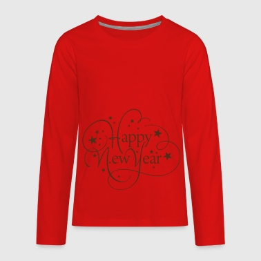 Happy New Year - Kids' Premium Long Sleeve T-Shirt
