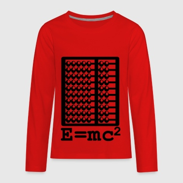 emc2 blak - Kids' Premium Long Sleeve T-Shirt