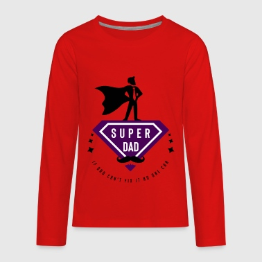 Father's Day - Kids' Premium Long Sleeve T-Shirt