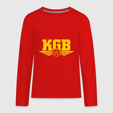 Kgb KGB Soviet - Kids' Premium Long Sleeve T-Shirt