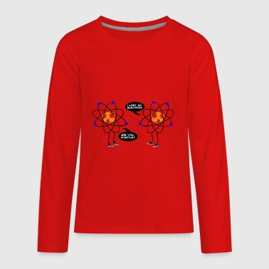 ELECTRON - Kids' Premium Long Sleeve T-Shirt