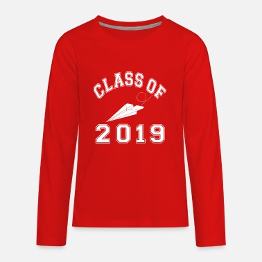 Class Of 2019 Class Of 2019 - Kids' Premium Long Sleeve T-Shirt