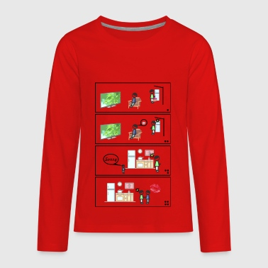 Daily - Kids' Premium Long Sleeve T-Shirt