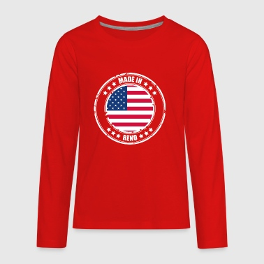 RENO - Kids' Premium Long Sleeve T-Shirt