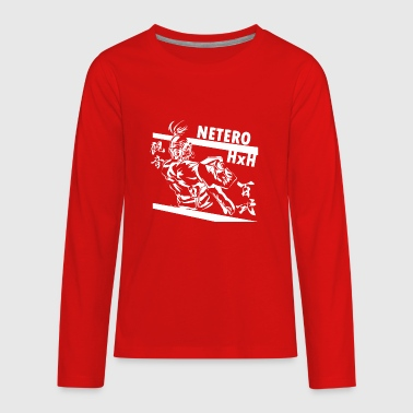 Chariman Netero - Kids' Premium Long Sleeve T-Shirt