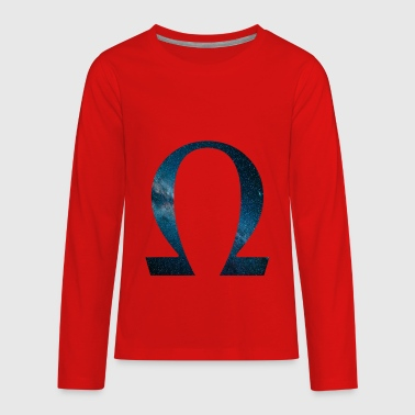 Omega omega - Kids' Premium Long Sleeve T-Shirt