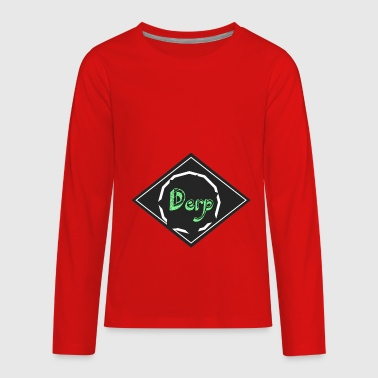 Merch - Kids' Premium Long Sleeve T-Shirt