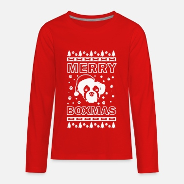Holiday Merry Holiday funny - Kids' Premium Longsleeve Shirt