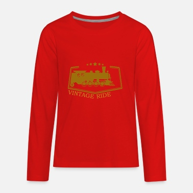 Rails Rail - Kids' Premium Longsleeve Shirt