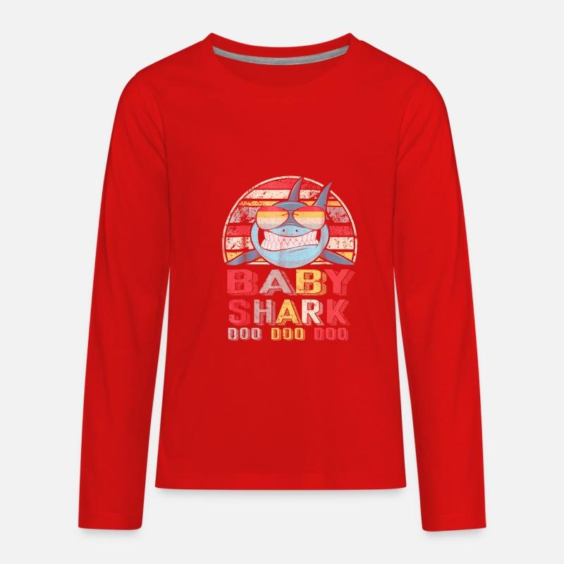 7eb4d916 Vintage Car T-Shirts - retro vintage Baby Shark T Shirt Doo Doo Doo Tee