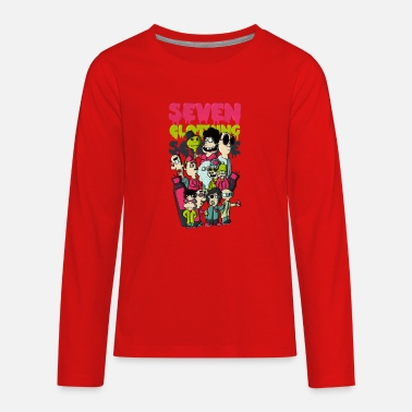 For Scientist scientists - Kids' Premium Long Sleeve T-Shirt
