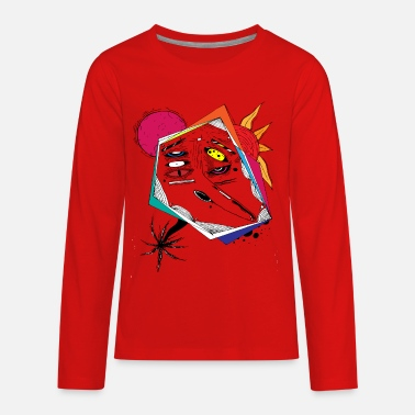 Abstract abstract - Kids' Premium Longsleeve Shirt