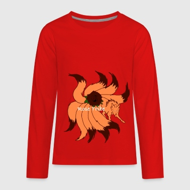 Rose Tribe ✌ - Kids' Premium Long Sleeve T-Shirt