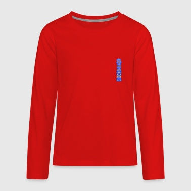 teikiOner - Kids' Premium Long Sleeve T-Shirt