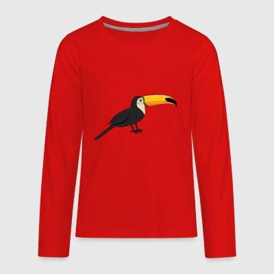 Toucan2 - Kids' Premium Long Sleeve T-Shirt