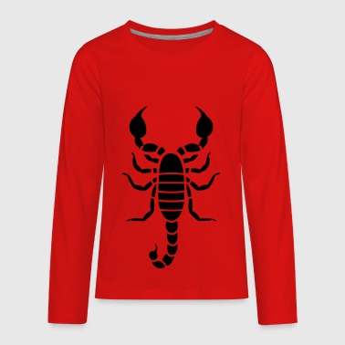 Scorpion - Kids' Premium Long Sleeve T-Shirt
