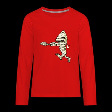 mummy - Kids' Premium Long Sleeve T-Shirt
