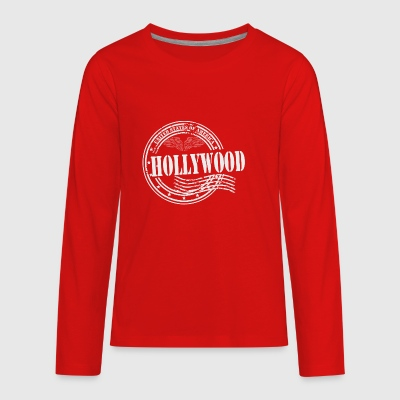 Stamp Hollywood - Kids' Premium Long Sleeve T-Shirt