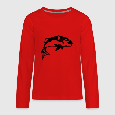 fish95 - Kids' Premium Long Sleeve T-Shirt
