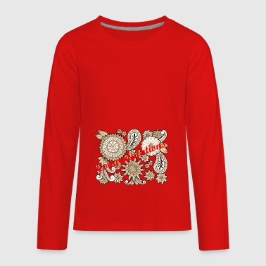 Congratulations - Kids' Premium Long Sleeve T-Shirt