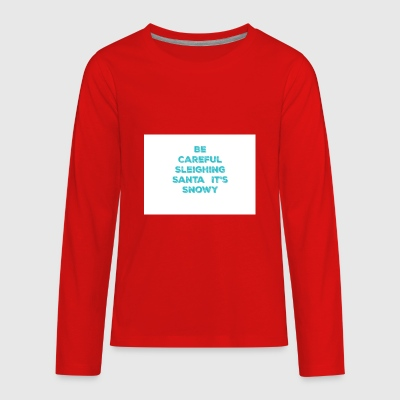 Christmas Holiday Special - Kids' Premium Long Sleeve T-Shirt