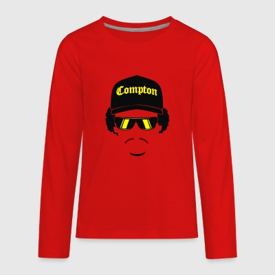 Compton Cyber System - Kids' Premium Long Sleeve T-Shirt