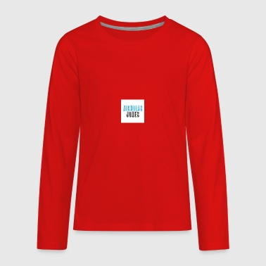 Nicholas Jones Logo Store - Kids' Premium Long Sleeve T-Shirt