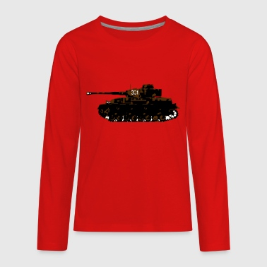 Tank - Kids' Premium Long Sleeve T-Shirt