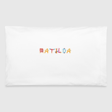Matilda - Pillowcase