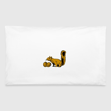Deez Nuts Squirrel - Pillowcase